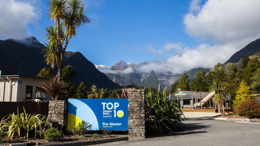 Fox Glacier TOP 10 Holiday Park & Motels, Westland