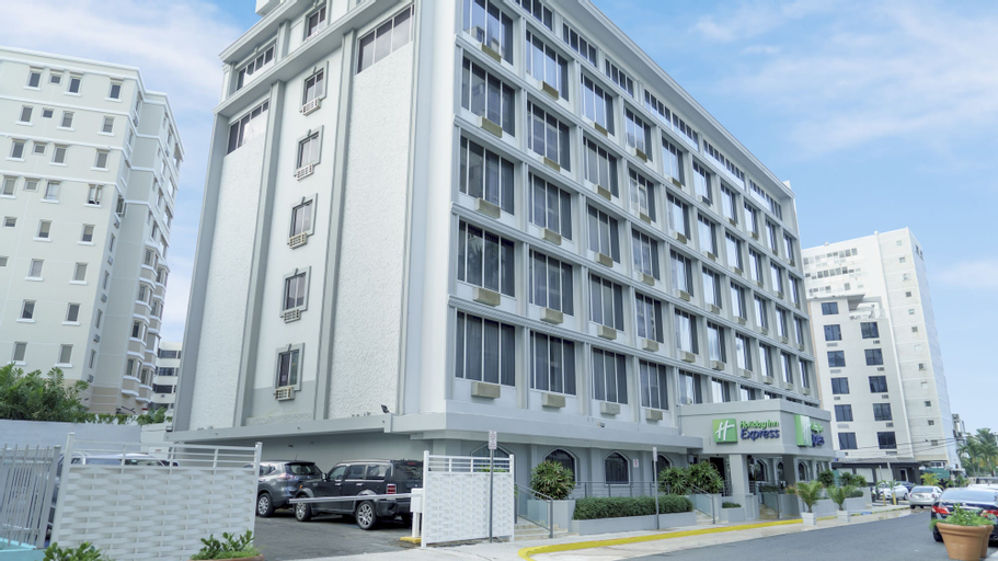 Holiday Inn Express San Juan Condado, an IHG Hotel,