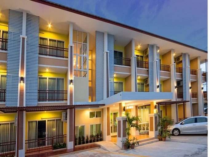 Takanta Place Aparthotel, Muang Udon Thani