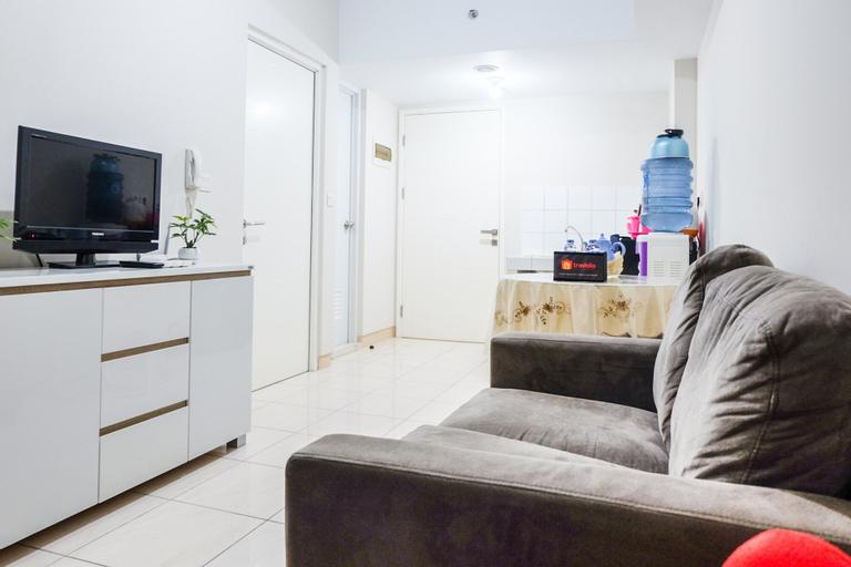Cozy 2BR Springlake Summarecon Apartment, Bekasi