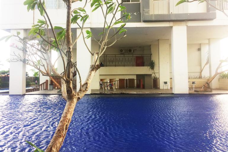 Homey Studio Room Sunter Icon Apartment, Jakarta Utara