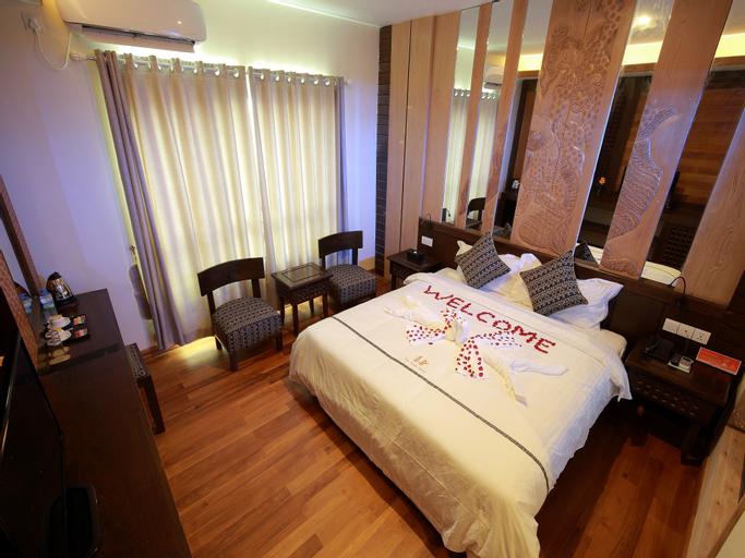 The Home Hotel, Mandalay