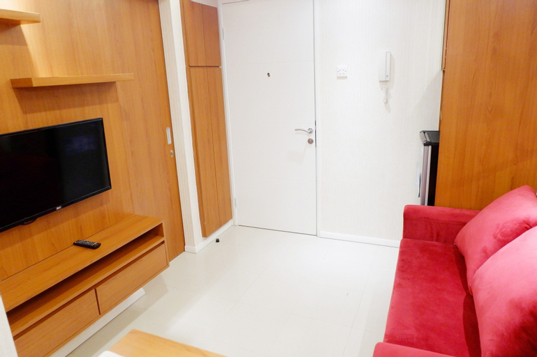 Cozy 2BR Bassura Apartment near Mall Bassura City By Travelio, East Jakarta
