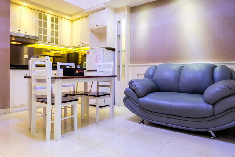 Brand New 1BR The Mansion Apartment, North Jakarta