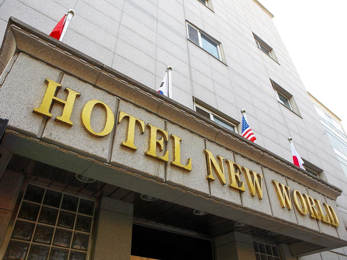 New World Hotel, Jung