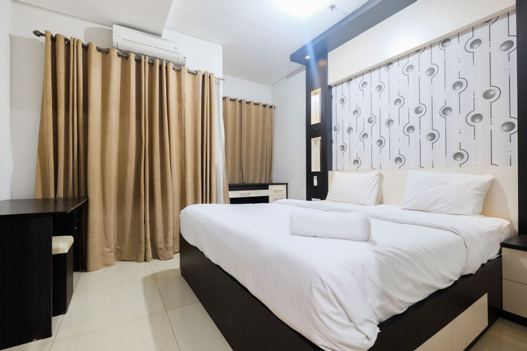 Affordable 1BR Apartment at Thamrin Residence, Central Jakarta