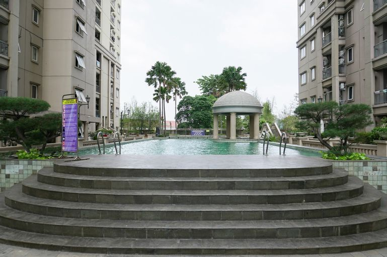 Relaxing 2BR with City View at Grand Palace Kemayoran Apartment, Jakarta Pusat