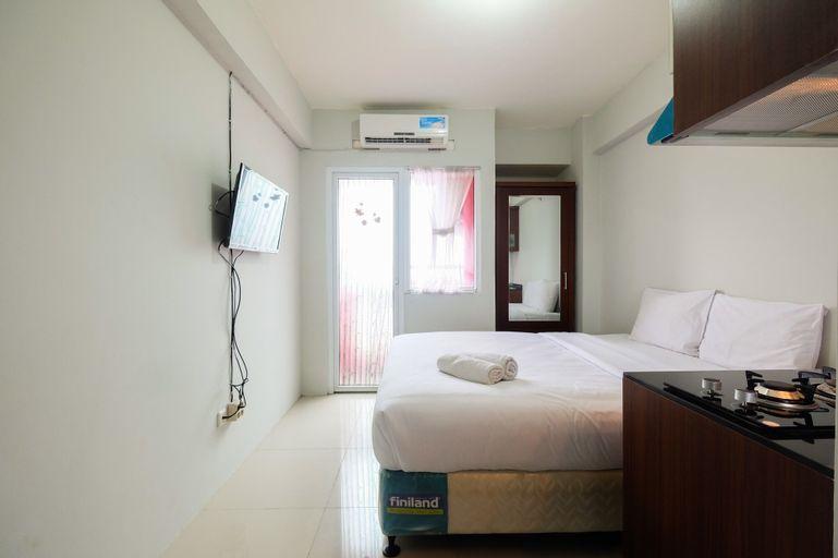 Studio City View Green Pramuka City Apartment, Central Jakarta
