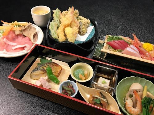 Kagamigaike Hekizantei, Nihonmatsu