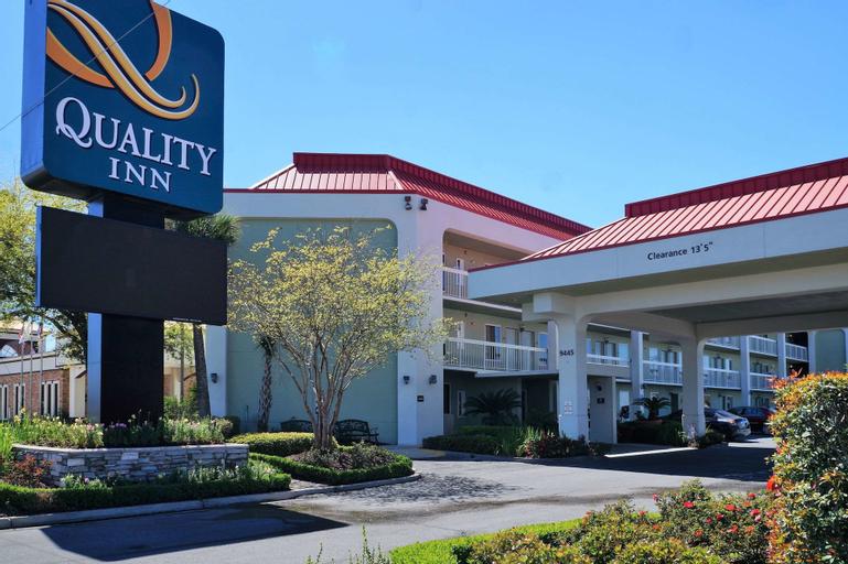 Quality Inn, Harrison