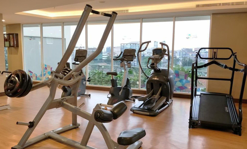 New Studio Menteng Park Apartment with City View (permanently closed), Central Jakarta