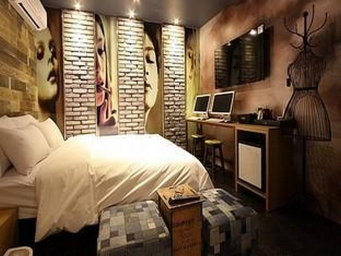 Lush Hotel Hwagok, Gangseo