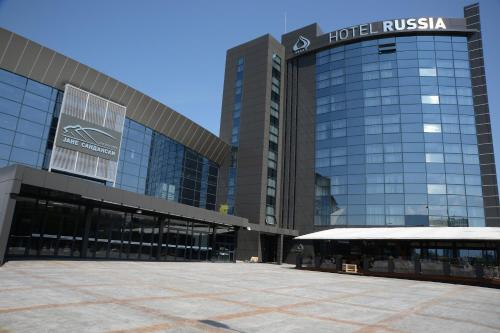 Russia Hotel Skopje,
