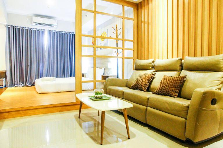 Scandinavian Japanese Style Studio The Oasis Apartment, Cikarang