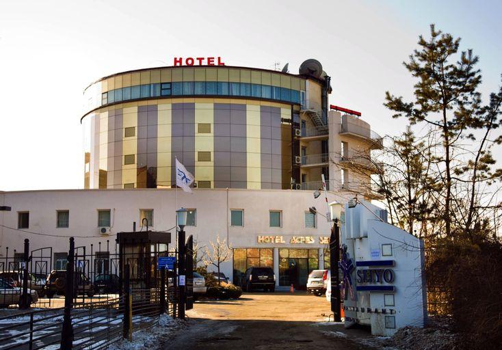 Acfes-Seiyo Hotel, Vladivostok gorsovet