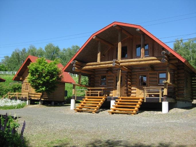 Log Cottage Himawari, Nakafurano