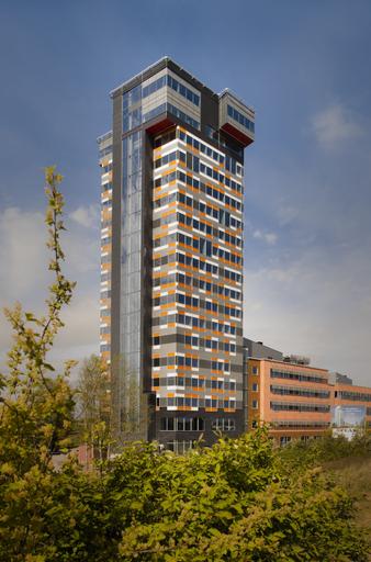 Sky Town Apartments, Linköping