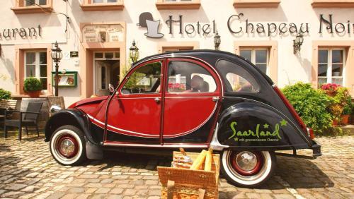 Design-Hotel Chapeau Noir, Saarlouis