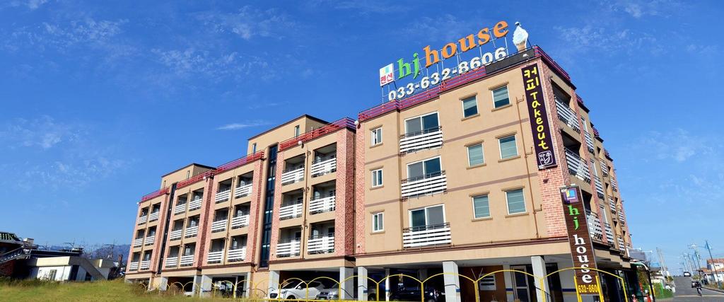 HJ House, Sokcho