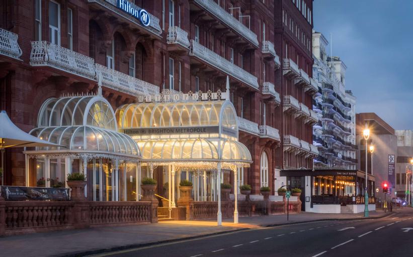 Hilton Brighton Metropole Hotel, Brighton and Hove