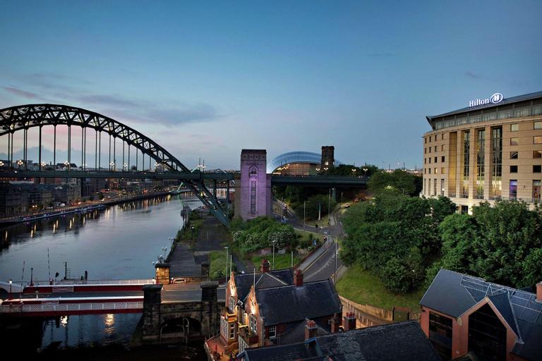 Hilton Newcastle Gateshead Hotel, Newcastle upon Tyne