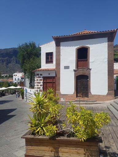 RK La Casona de Tejeda, Las Palmas