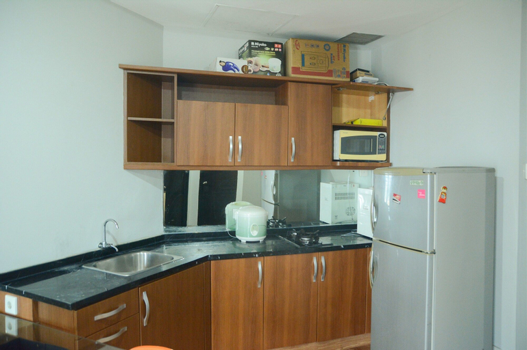 Cozy 2BR Cosmo Residence Apartment near Thamrin City Mall, Central Jakarta