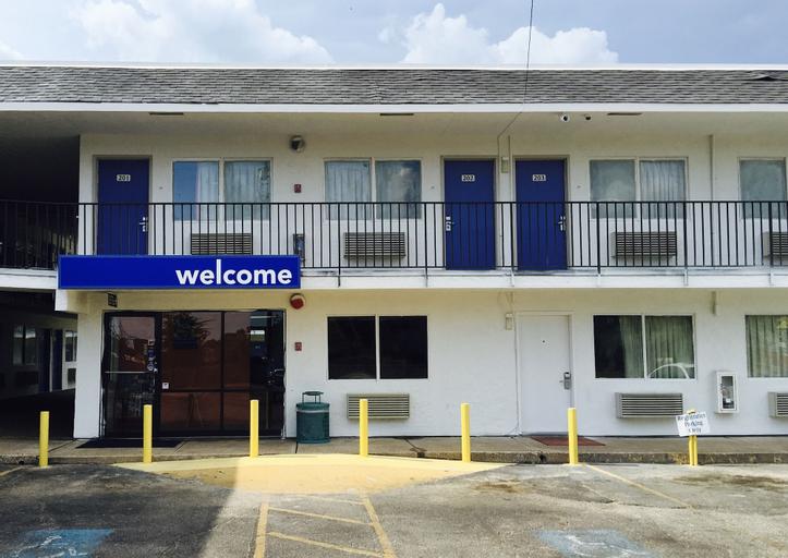 Motel 6 Lufkin, TX, Angelina