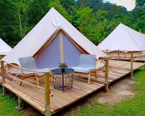 Canopy Villa Glamping Park, Bentong