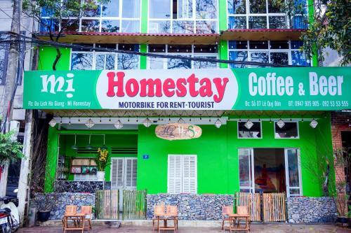 Mi homestay, Hà Giang