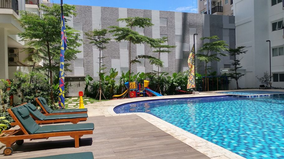 Homey Studio Signature Park Grande Apartment, East Jakarta