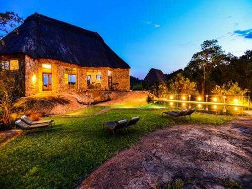 Matobo Hills Lodge, Matobo