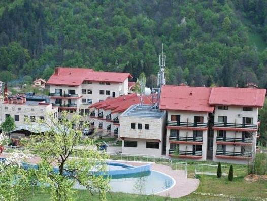 Park Hotel Ribarica, Teteven