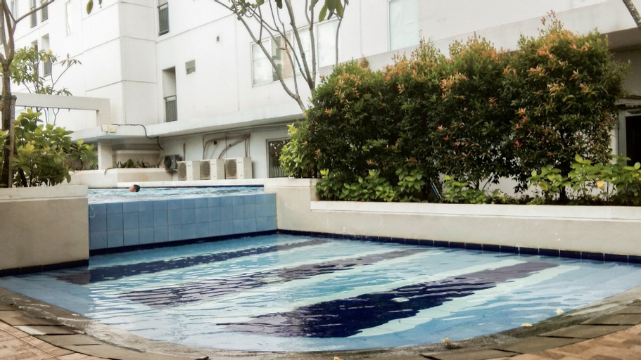 Fully Furnished with Elegant Design 2BR Bassura City Apartment By Travelio, East Jakarta