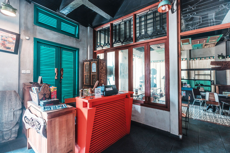 OYO 1674 D'krepyak Syariah, Central Jakarta