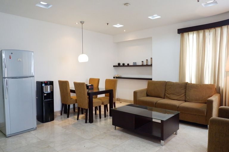 Strategic Location 2BR Park Royale Apartment, Jakarta Pusat