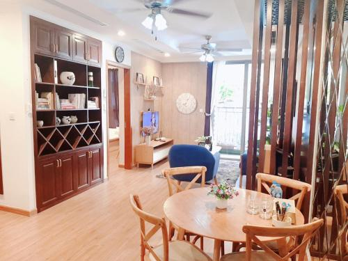 BOM HOMES- Vinhomes Times City- Service Apartment, Hai Bà Trưng