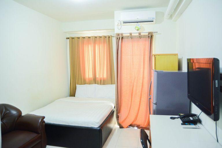 Studio Pakubuwono Terrace Apartment with City View, Jakarta Selatan