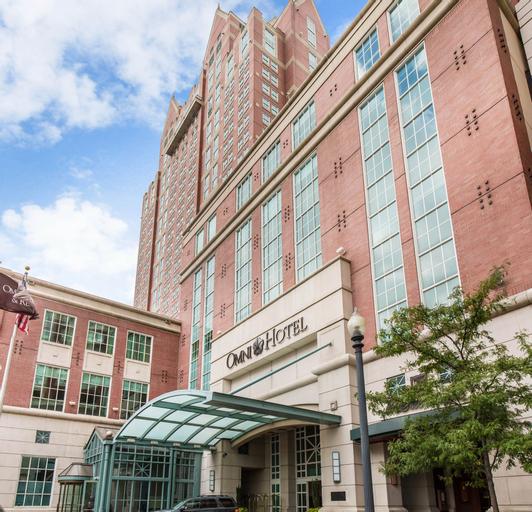 Omni Providence Hotel, Providence