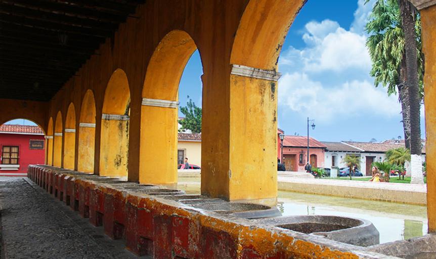 Hotel Real Plaza, Antigua Guatemala
