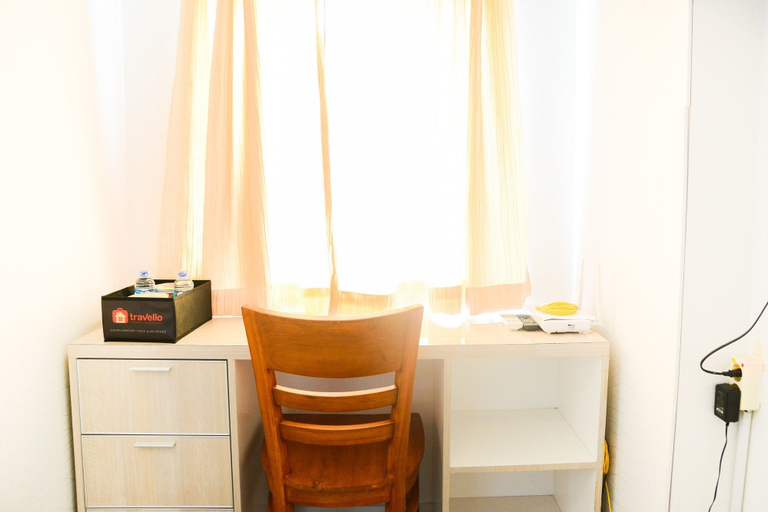 Cozy Studio Green Lake Sunter Apartment with City View (permanently closed), North Jakarta