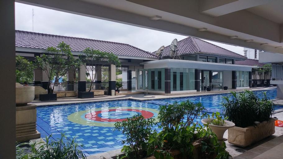 Cozy 2BR Salemba Residence Apartment, Central Jakarta