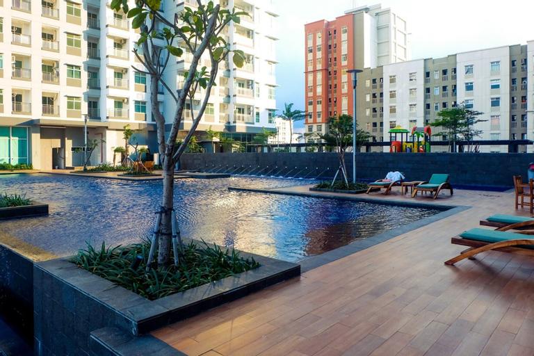 Cozy 1BR at Green Bay Pluit Apartment By Travelio, Jakarta Utara