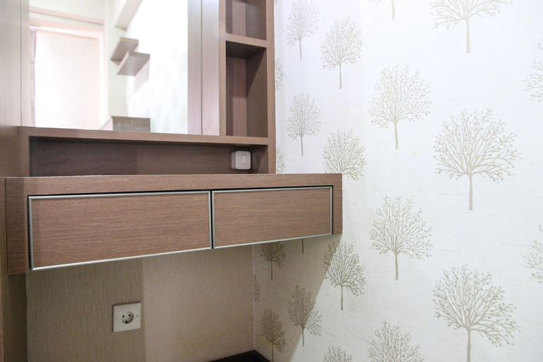 Clean and Cozy 2BR at Green Bay Apartment By Travelio, North Jakarta