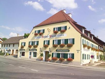 Hotel zur Post garni, Starnberg