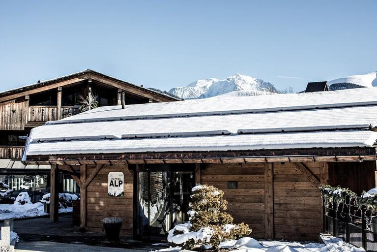 Hotel Alpaga, Haute-Savoie