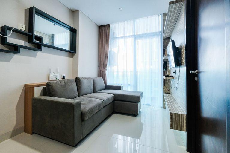 1BR Apartment Brooklyn Alam Sutera near IKEA, Tangerang Selatan