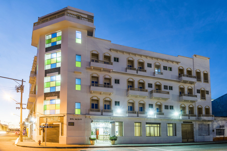 Hotel San Felipe Plaza, Cartagena de Indias