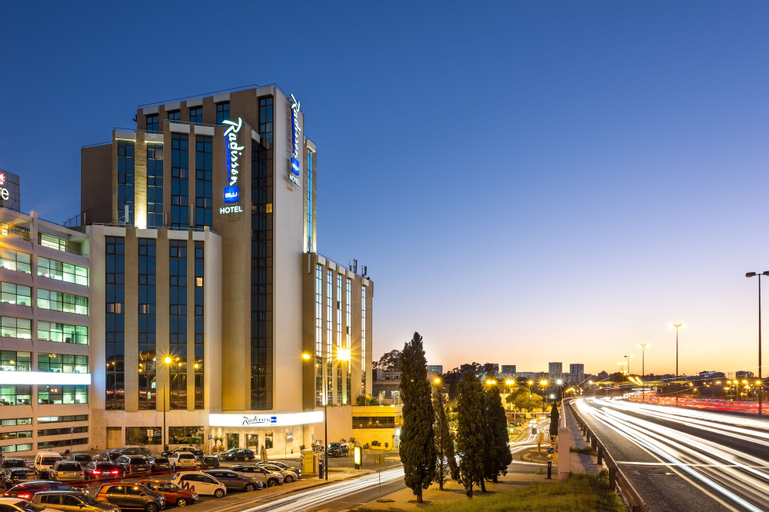 Radisson Blu Hotel, Lisboa