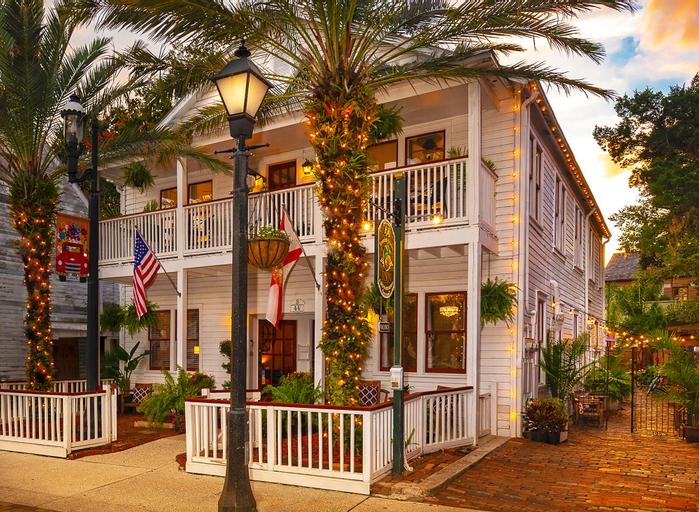 44 Spanish Street Inn, Saint Johns